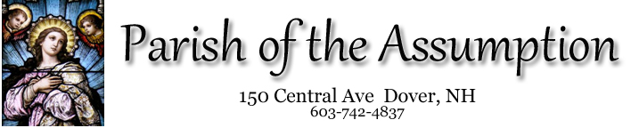 Parish of the Assumption Logo
